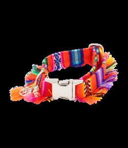 Pellina -  Hundehalsband LaaVida Sol Orange