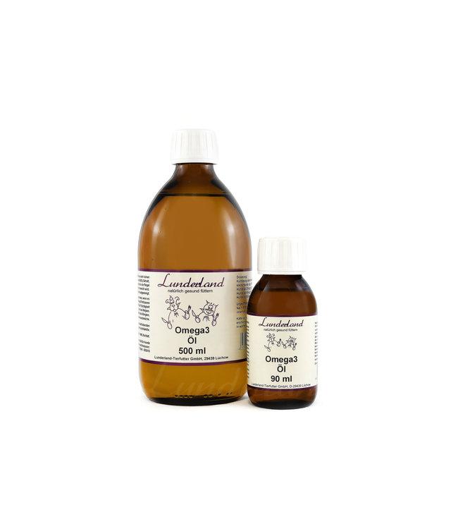 Lunderland - Omega 3 - Öl