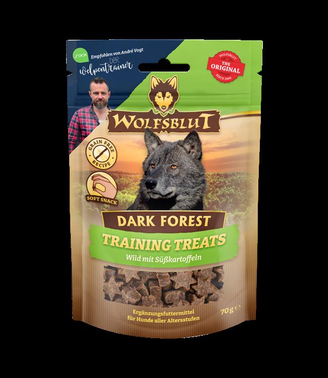 Wolfsblut - Training Treats Dark Forest - Wild und Süßkartoffel 70g