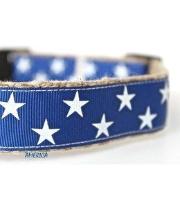 Green Bean Dog - Hundehalsband America