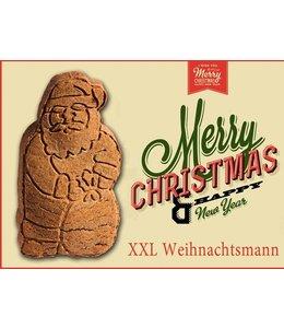 Bubeck - XXL Weihnachtsmann