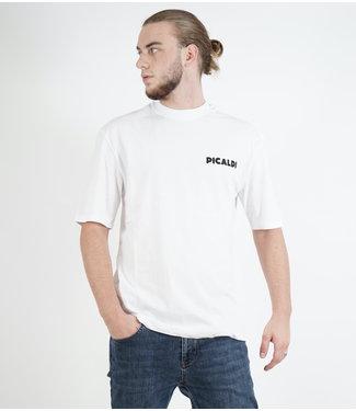 PICALDI Long Fit Shirt White - Z-472