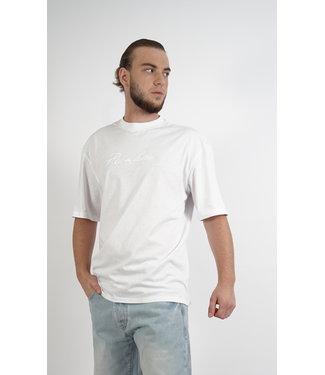 PICALDI Long Fit Shirt White - Signature