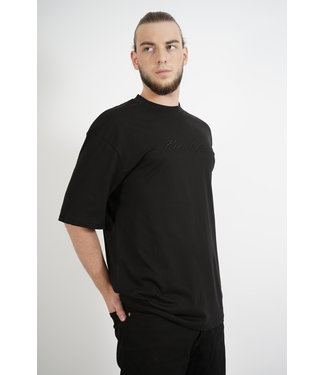 PICALDI Long Fit Shirt Black - Signature