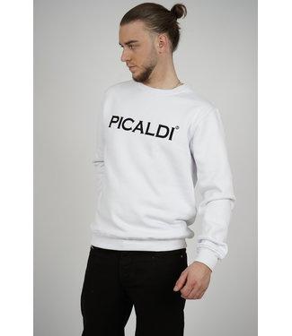 PICALDI Sweatshirt  Charlie - White