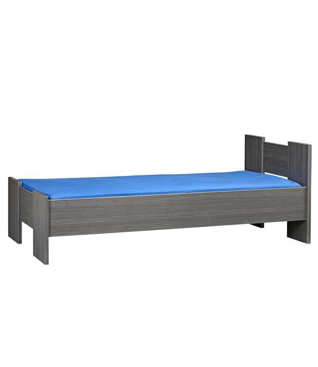 BEUK Bedframe 90X200 cm - Zwart - Wouw