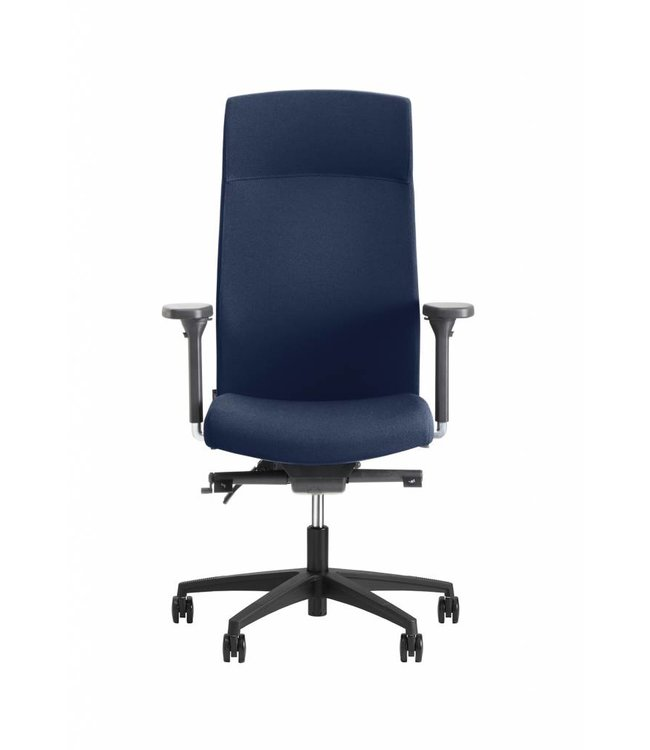 Beta Stoelen Bureaustoel | Be Noble - Hoge Rug - Donkerblauw