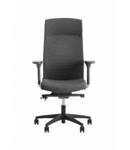 Beta Stoelen Bureaustoel | Be Noble - Hoge Rug - Grijs