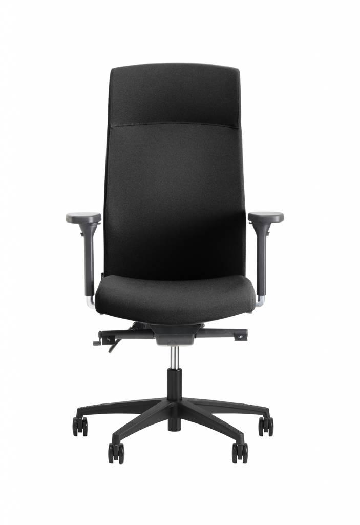 Beta Stoelen Bureaustoel | Be Noble - Hoge Rug - Zwart