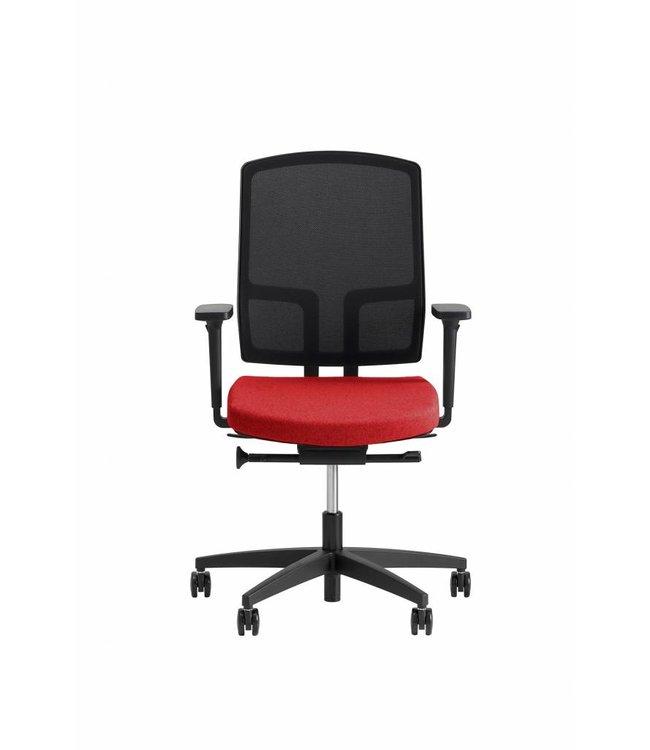 Beta Stoelen Bureaustoel | Be Proud - Rood