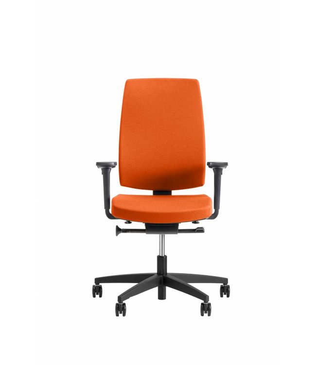 Beta Stoelen Bureaustoel | Be Sure - Oranje