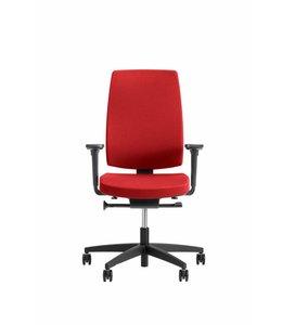 Beta Stoelen Bureaustoel | Be Sure - Rood