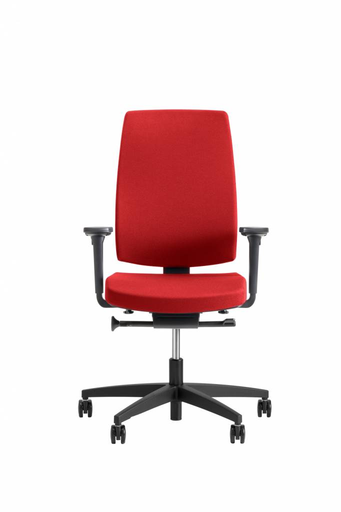 Beta Stoelen Bureaustoel | Be Sure - Rood