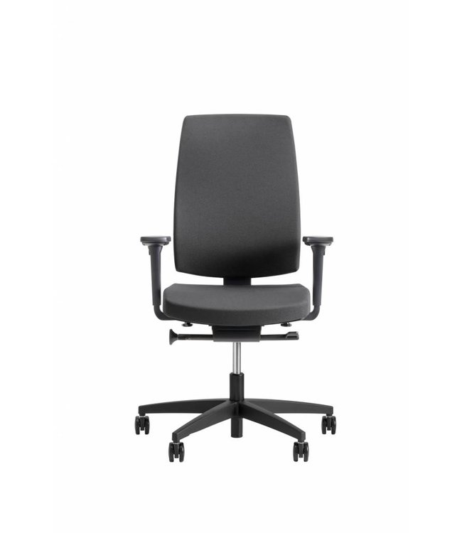 Beta Stoelen Bureaustoel | Be Sure - Grijs