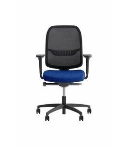 Beta Stoelen Bureaustoel | Be Fine - Blauw