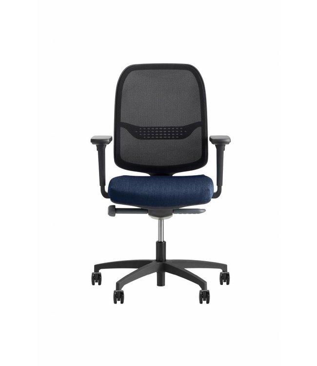 Beta Stoelen Bureaustoel | Be Fine - Donkerblauw