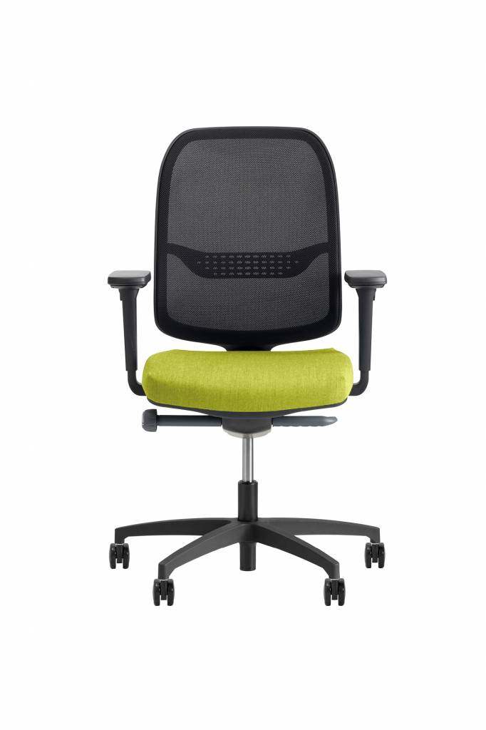 Beta Stoelen Bureaustoel | Be Fine - Groen
