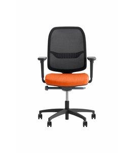 Beta Stoelen Bureaustoel | Be Fine - Oranje