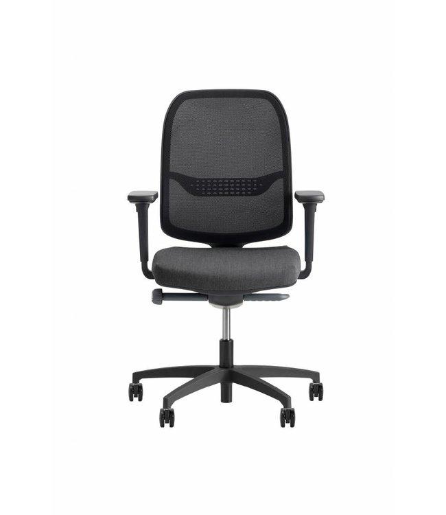 Beta Stoelen Bureaustoel | Be Fine - Grijs