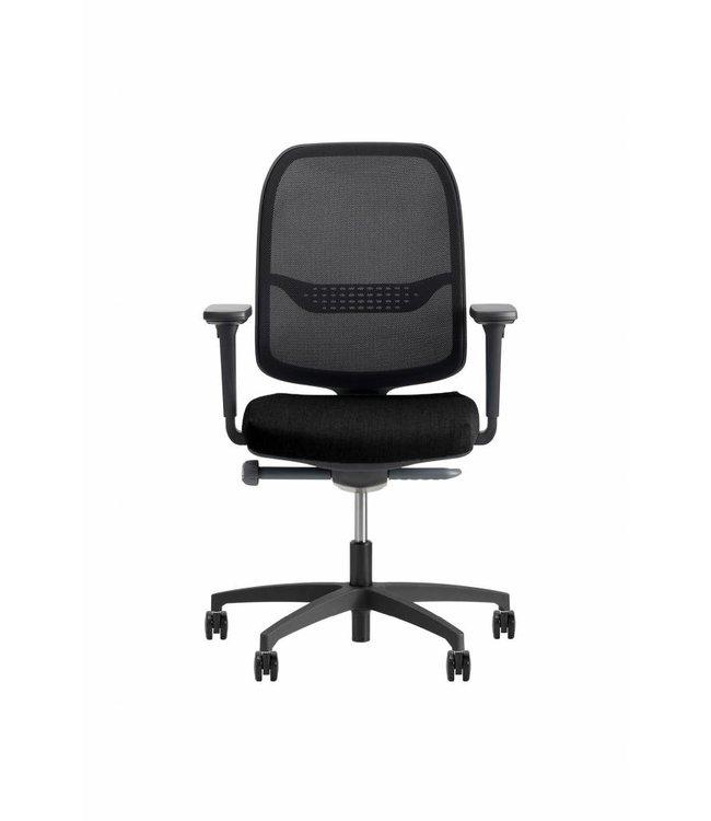 Beta Stoelen Bureaustoel | Be Fine - Zwart
