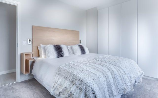 Een schoon bed voor een schone slaper