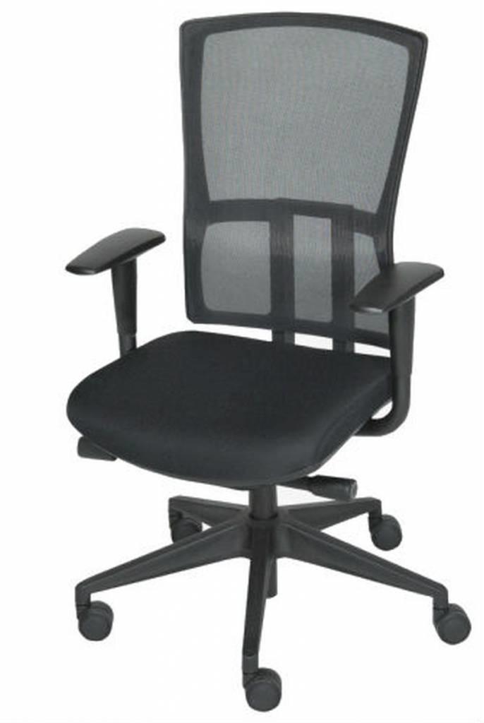 Je bureaustoel instellen voor de perfecte zit