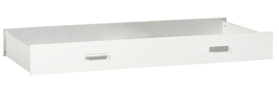 BEUK Bedlade Wit (196cm breed) - 83cm diep