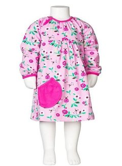 JNY JNY Jurk Bodydress Ladybug pink