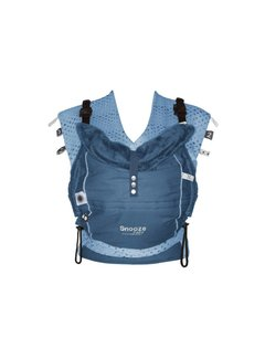 Snoozebaby Snoozebaby Kiss & Carry Indigo Blue