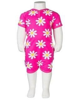 JNY Bodysuit s/s Bellis pink