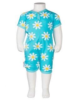 JNY JNY Bodysuit s/s Bellis turquoise