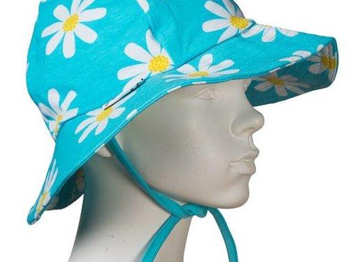 JNY Sunhat Bellis turquoise