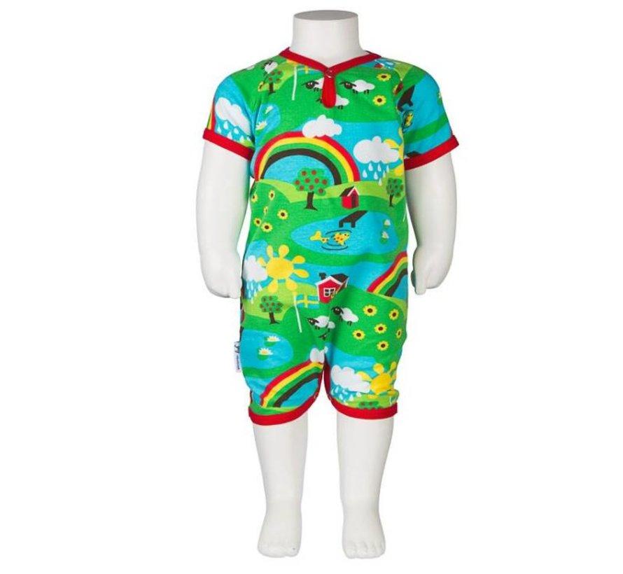 JNY Bodysuit s/s Summer