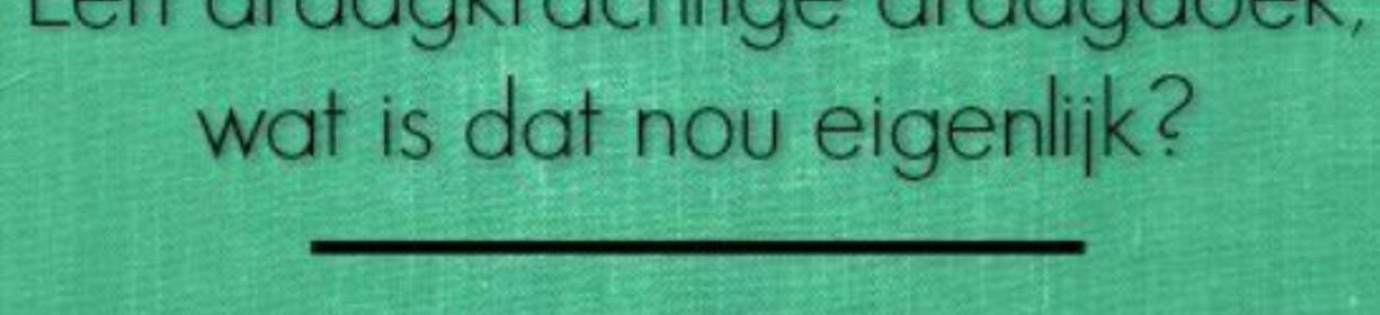 Een draagkrachtige draagdoek, wat is dat nou eigenlijk?