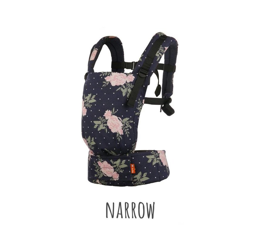 Tula Free to Grow Blossom babycarrier.