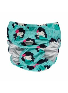 Maxomorra Baby trunks MERMAID