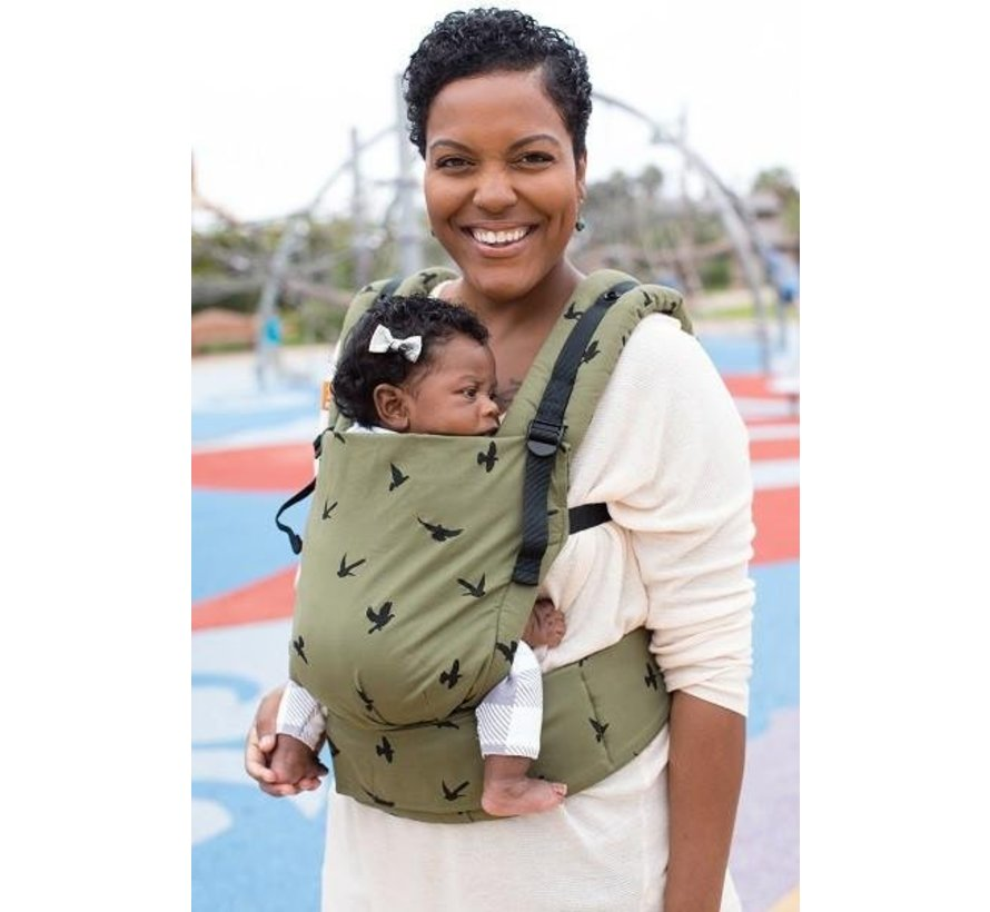Tula Free to Grow Soar babycarrier.
