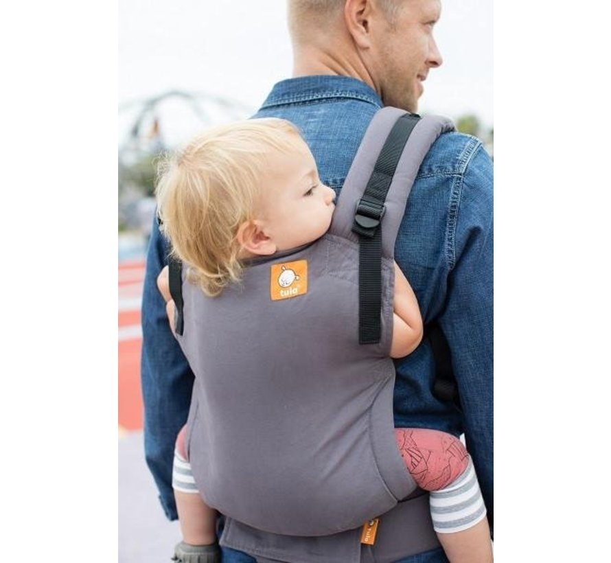 Tula Free to Grow Stormy babycarrier.