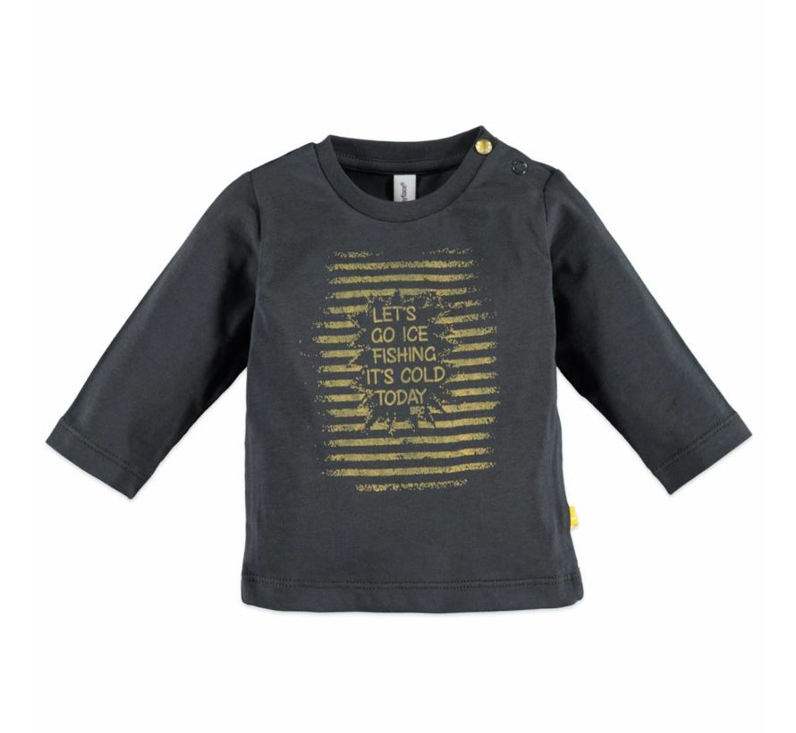 Babyface GRAPHITEbaby boys t-shirt l.sl..
