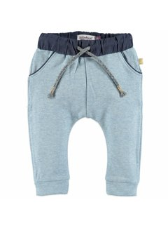 Babyface  Babyface BLUE MELEEbaby girls sweatpants.