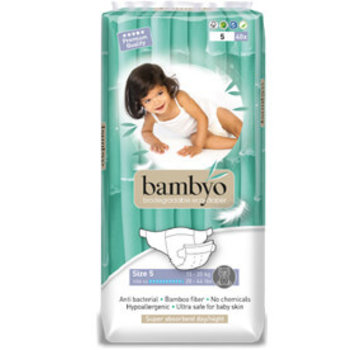 Bambyo Bambyo diapers size 5