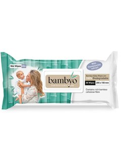 Bambyo Bambyo baby wipes