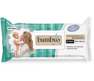 Bambyo Bambyo baby wipes