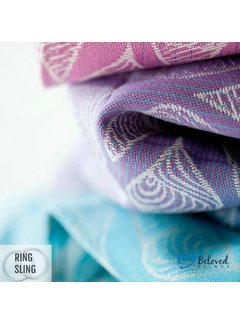 Beloved Slings Beloved Ring Sling Frozen Joy