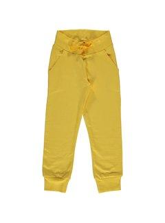 Maxomorra Sweatpants Yellow