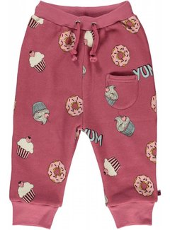 Smafolk Smafolk  Swaet pants with cupcake Mesa Rose