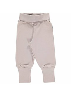 Maxomorra Maxomorra Pants Rib Grey