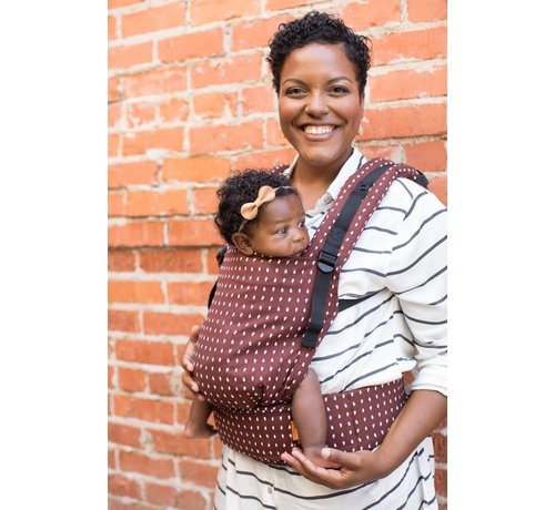 Tula Tula Free to Grow Inquire babycarrier.