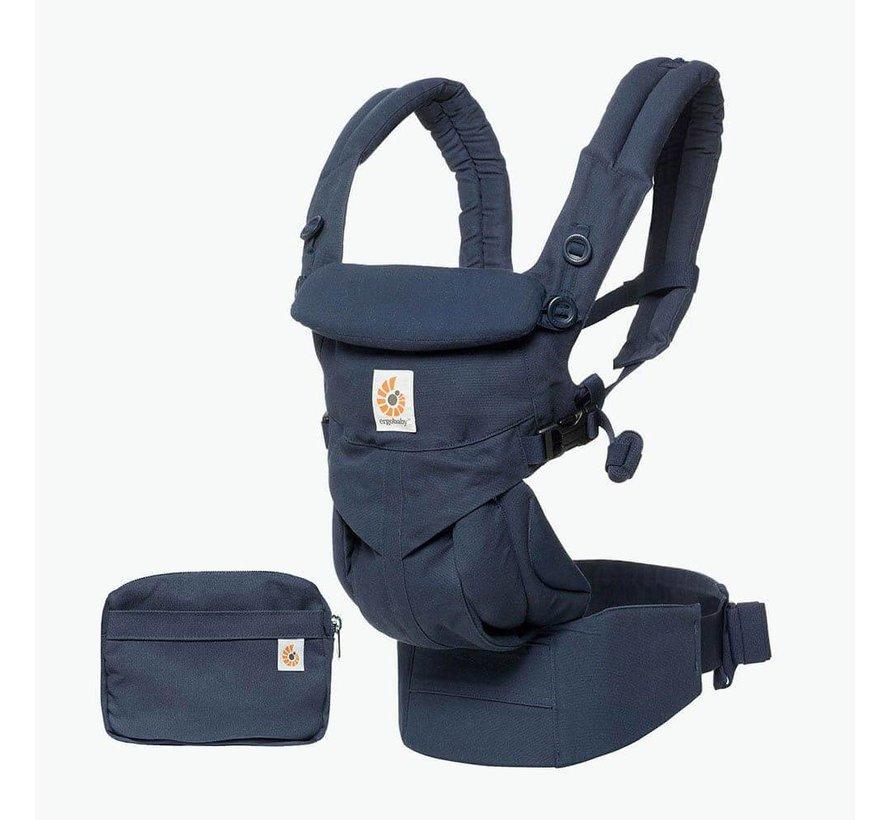 Ergobaby babycarrier 4P  360 OMNI Midnight Blue