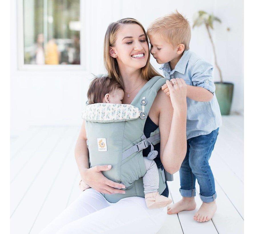 Ergobaby Babytrage 3P Adapt Sage